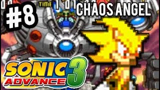 Sonic Advance 3 Part 8 Chaos Angel And Final Boss The REAL Ending