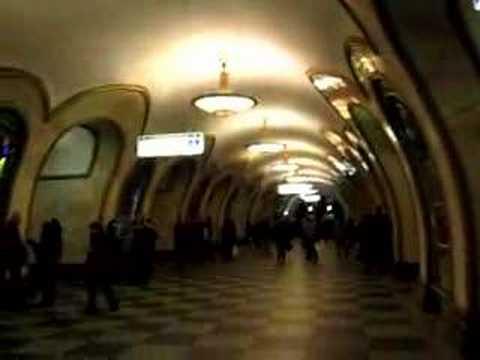 Metro Novoslobodskaya