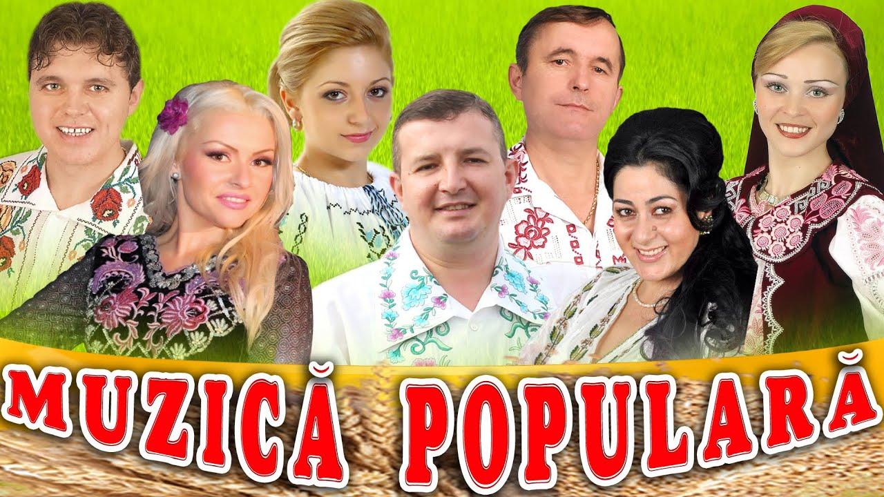MUZICA POPULARA 2016 (CELE MAI NOI MELODII COLAJ)