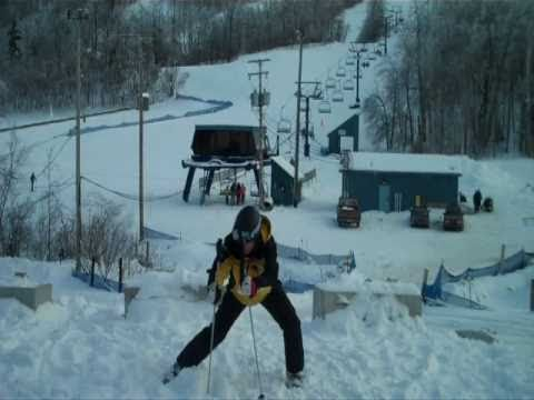 Ottawa Personal Trainer: Ski Dynamic Warmup