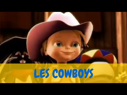 Bébé Lilly - Les Cowboys