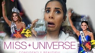 Miss Universe 2015 REACTION