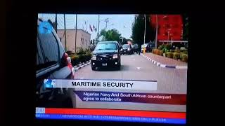 MARITIME SECURITY: NIGERIAN NAVY AND ITS SOUTH AFRICAN COUNTERPART TO COLLABORATE