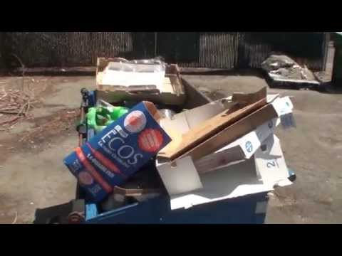 Solomon Christian School | Garbage Behind My House | June 15, 2015