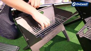 The Outwell Cazal Portable Grill