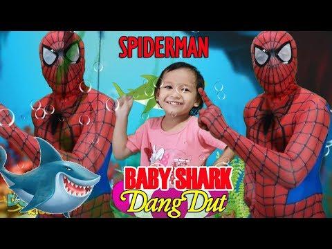 Baby Shark Dance Dangdut  -  My Nursery Rhyme for Kids