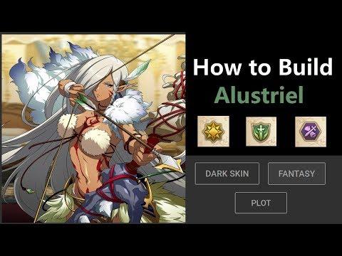 [Langrisser] How To Build Alustriel