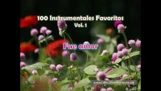 100 Instrumentales Favoritos vol  1 - 092 Fue amor