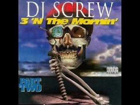 DJ Screw - (E.S.G.) - Sailin' Da South