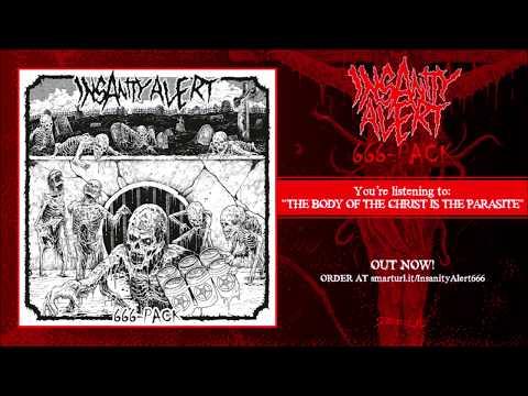 Insanity Alert - 666-pack (2019) Full Album Stream