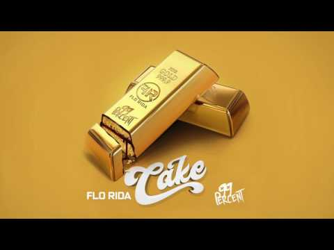 Flo Rida & 99 Percent  Cake  Audio
