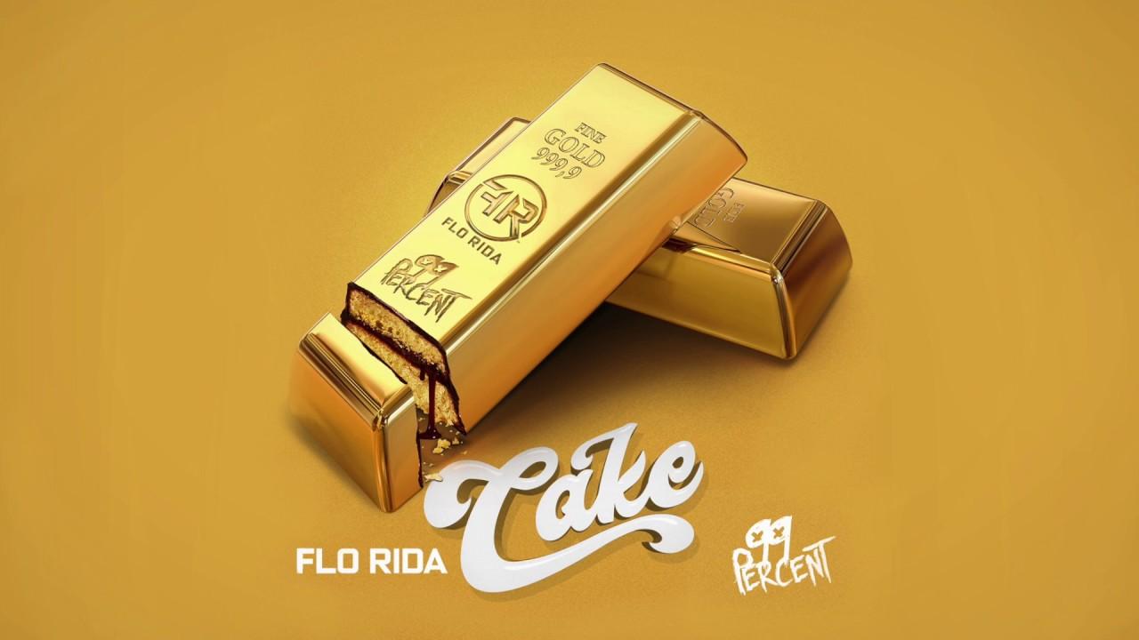 Flo Rida & 99 Percent - Cake [Official Audio]