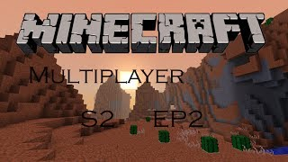 [SLO] Let's play Minecraft MP S2 E2 Video