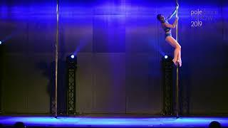 Paulina Kościewicz - Pro - Pole Dance Show 2019