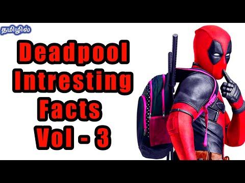 Deadpool Interesting Facts