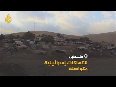 ???? 30 عاما من الانتهاكات الإسرائيلية في الأراضي المحتلة  - نشر قبل 3 ساعة