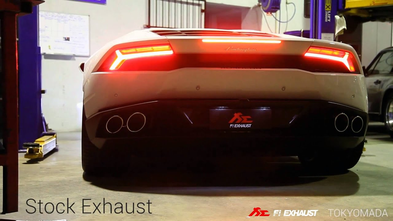 oem vs fi exhaust sound lamborghini huracan lp610 w fi exhaust youtube. Black Bedroom Furniture Sets. Home Design Ideas