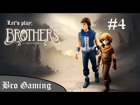 """Brothers: A Tale of Two Sons #4 - """"That's No Lion"""" 