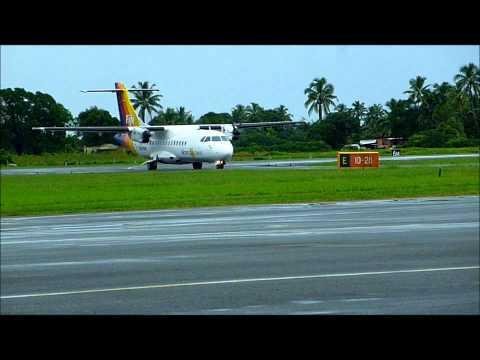 Suva Airport Fiji