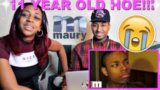 """""""Maury: 11 Year Old Hoe"""" By This Is A Commentary Reaction!!!"""