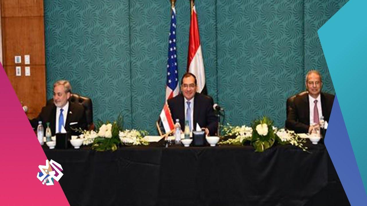 قناة العربي:بتوقيت مصر   الحوار الاستراتيجي الأميركي المصري
