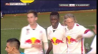 Runde 28. FC Liefering - SK Austria Klagenfurt 3:1