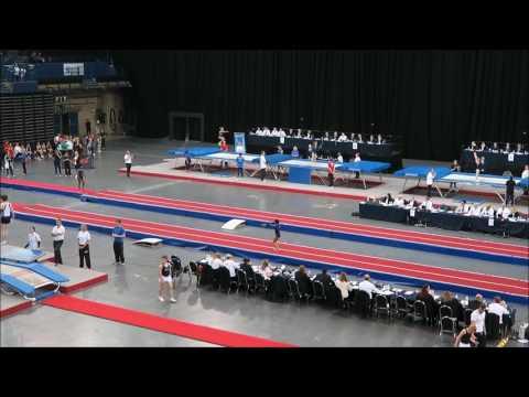 NDP1 Semi-Finals, Barclaycard Arena Birmingham.