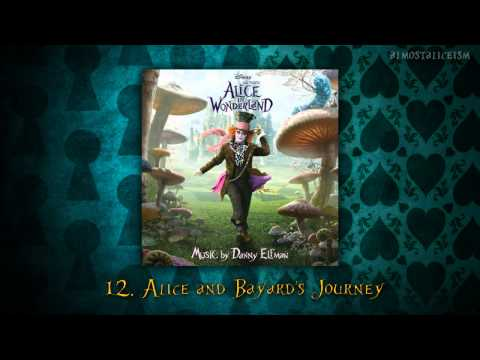 Alice in Wonderland Soundtrack // 12. Alice and Bayard's Journey