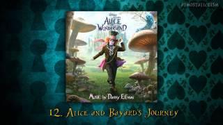 Alice in Wonderland Soundtrack // 12. Alice and Bayard's Journey
