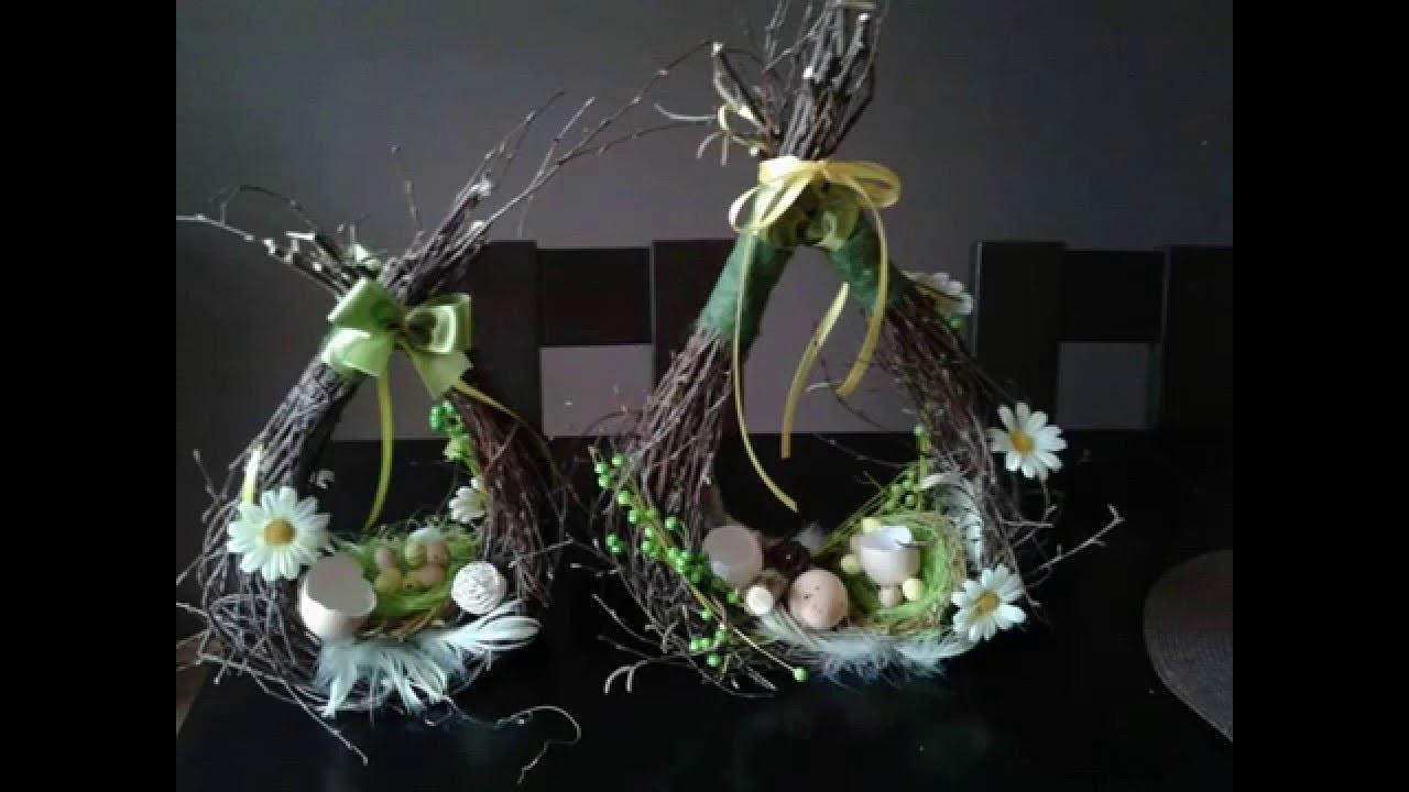 Diy Jak Zrobić Koszyczek Na Wielkanoc Wiosenne Dekoracje Easter