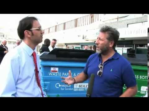 DJ Neil Fox speaks to edieWaste about recycling incentives