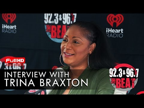 ET Cali Interview With Trina Braxton
