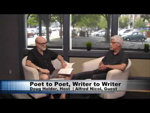 "Doug Holder interviews poet Alfred Nicol author of ""Animal Psalms"""