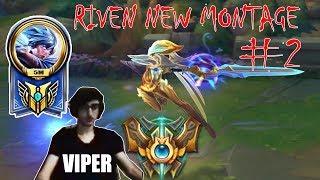 Viper ''Riven Main'' Montage ( Best Riven Plays ) - Highligh Riven Viper - League Of Legends thumbnail