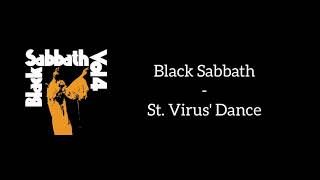 Black Sabbath - St. Vitus' Dance (Lyrics)
