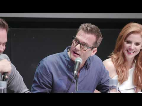 Suits Table Read Promo 06/11/2017