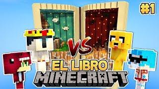EL LIBRO: ¡LA BATALLA ENTRE YOUTUBERS HA EMPEZADO! 😱📖 EL LIBRO EP #1