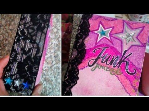 Progetto 365 citazioni junk journal Italia