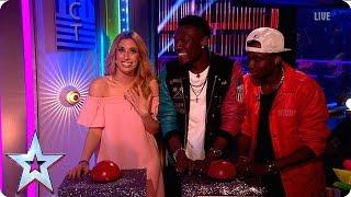 Reggie 'N' Bollie & Stacey Solomon go head to head! | Semi-Final 4 | Britain's Got More Talent 2016