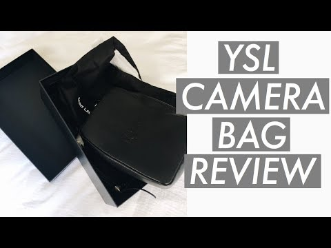 d41a65ca70e SAINT LAURENT (YSL) LOU CAMERA BAG REVIEW + UNBOXING | The Perfect Everyday  Bag! - YouTube