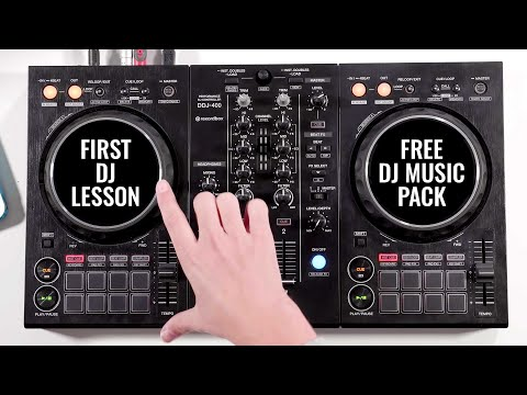 Beginner DJ Tutorial - How To Get Started With Any DJ Setup!