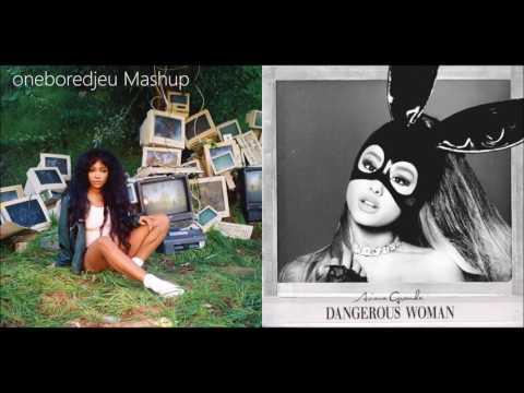 Every Weekend - SZA vs. Ariana Grande (Mashup)