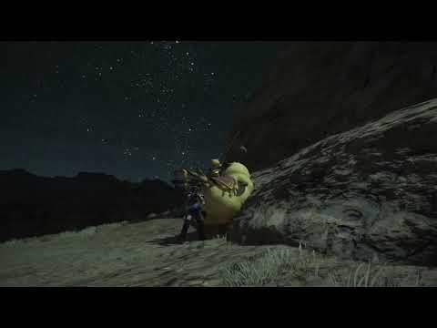 Mining Methane Final Fantasy 14