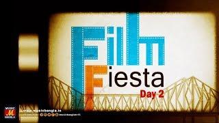 Kolkata International Film Festival 2018 - Day 2 - FILM FIESTA - Music Bangla