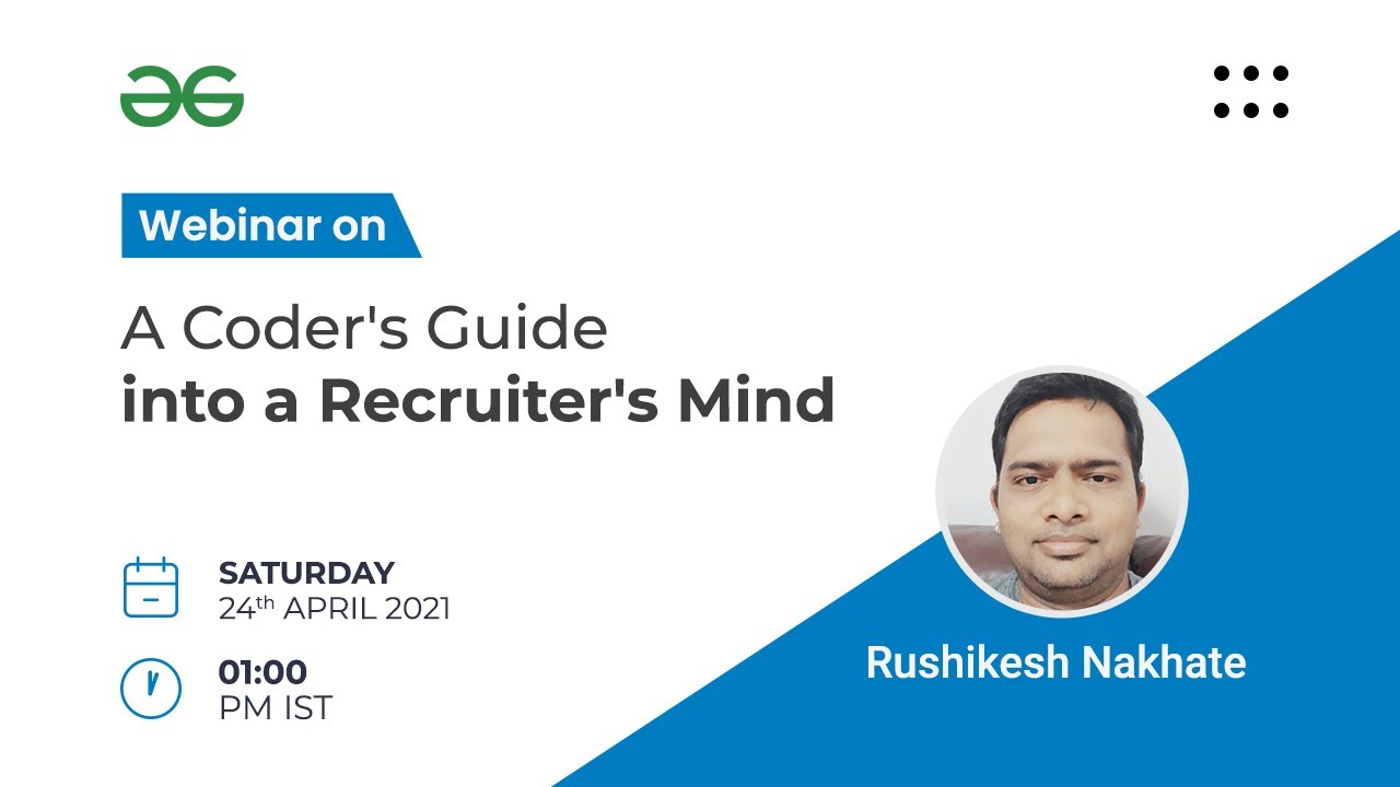 A Coder's Guide to the Recruiter's Mind