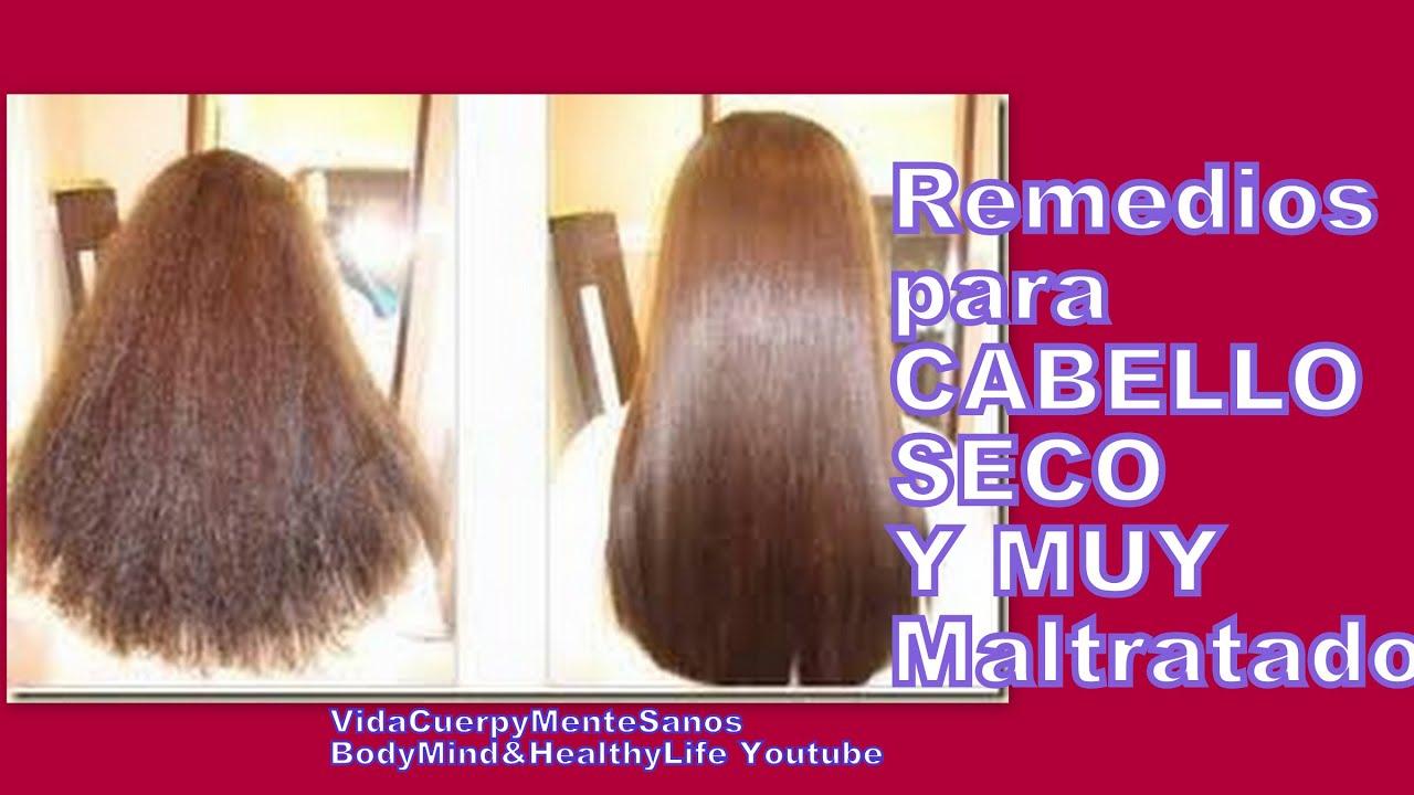 Tratamientos para el cabello en seco