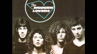 The Modern Lovers - Hospital