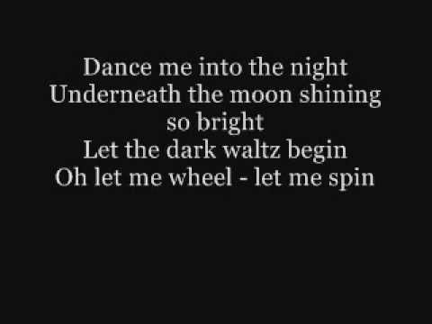 Dark Waltz - Hayley Westenra (Lyrics)