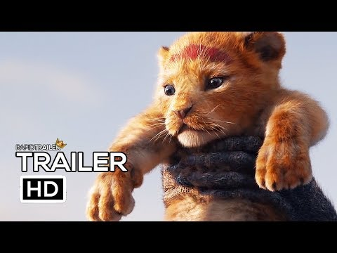 THE LION KING Official Trailer (2019) Disney, Live Action Movie HD