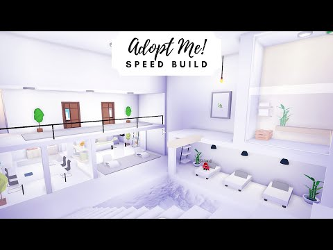 Modern Futuristic Home Speed Build (PART 2) 🌴 Roblox Adopt Me! from YouTube · Duration:  23 minutes 1 seconds